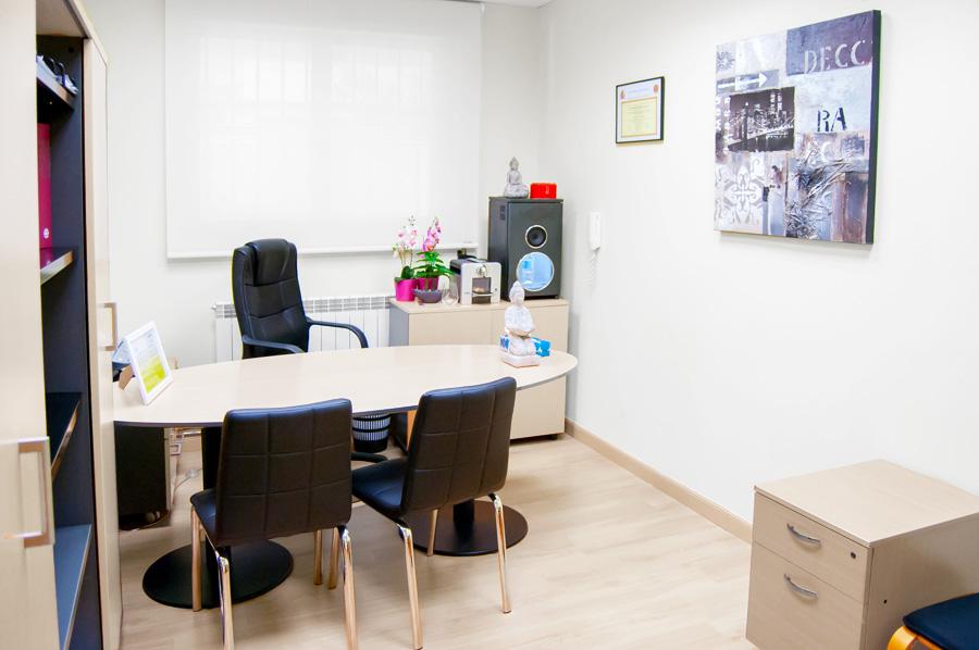 Alquiler de consultas sanitarias en Pamplona