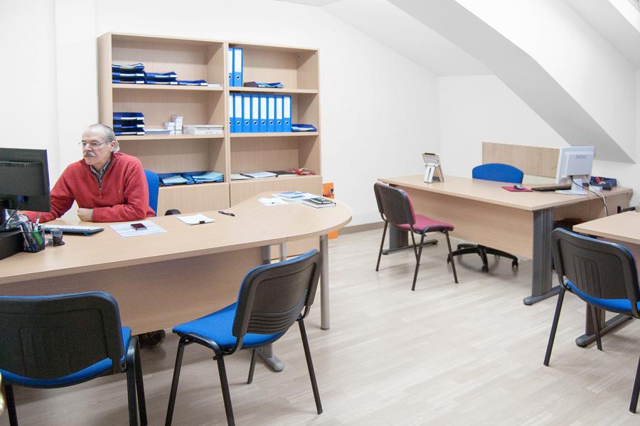 Alquiler espacios coworking