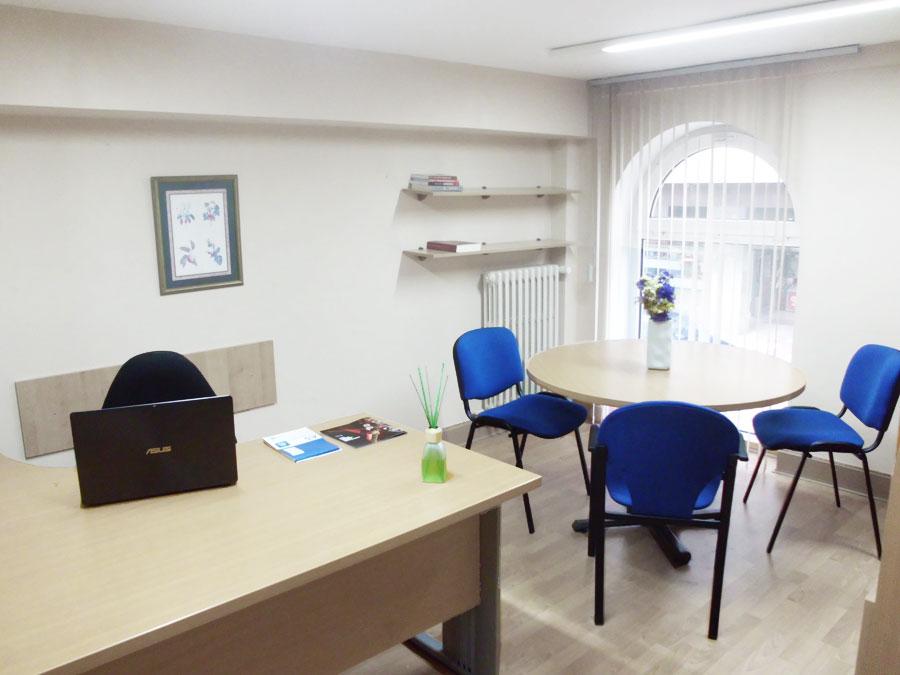 Alquiler despachos Pamplona