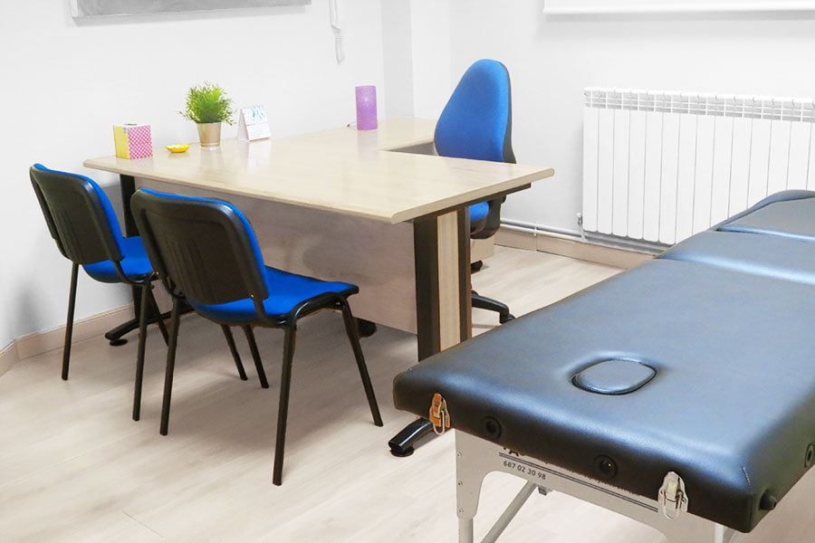 Alquiler de consultas sanitarias Pamplona
